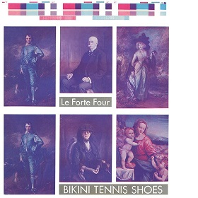 Le Forte Four / Bikini Tennis Shoes
