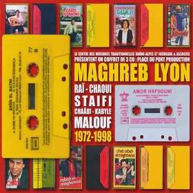 VA / Maghreb Lyon - Place Du Pont Production 1972-1998