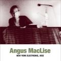 Angus MacLise / New York Electronic 1965