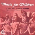 Carl Orff and Gunild Keetman / Music For Children (Schulwerk)