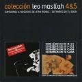 Leo Masliah / Canciones & Negocios De Otra Indole / Extranos En Tu Casa