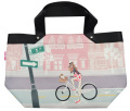 Bike-girl トートバッグ小