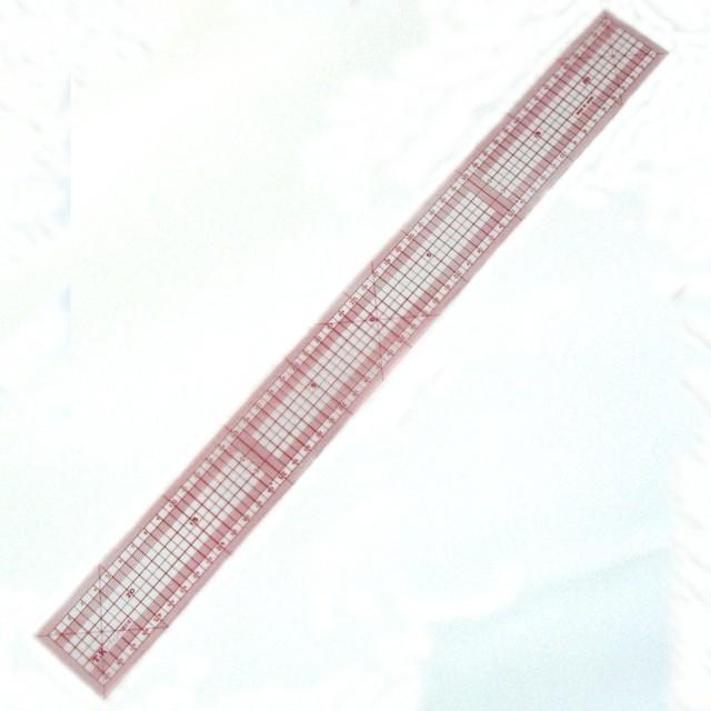 コーティングT.K方眼定規(長さ50cm)