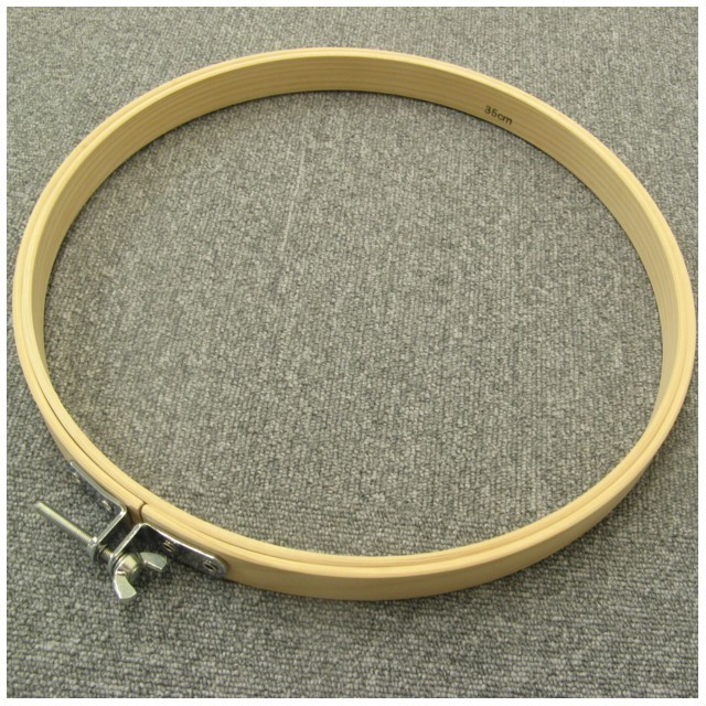 キルティングフープ35cm