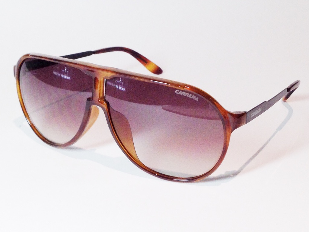 【送料無料】CARRERA(カレラ) NEW CHAMPION/F 8F8HA ( Havana / Brown Shaded )
