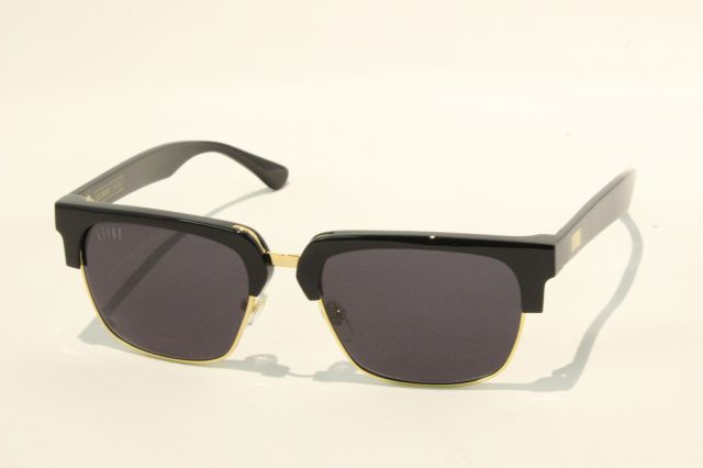 【送料無料】 9FIVE BELMONT 〔ベルモント〕 Black 24K God Shades