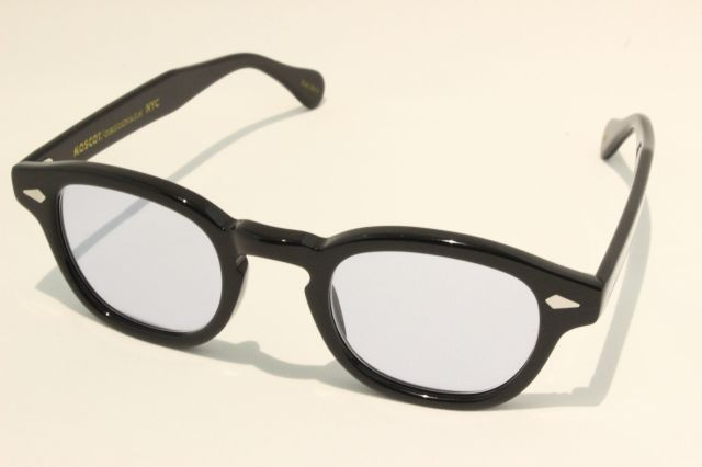【送料無料】MOSCOT(モスコット) LEMTOSH - Reminence CUSTOM  size:44 ( Black / Blue )