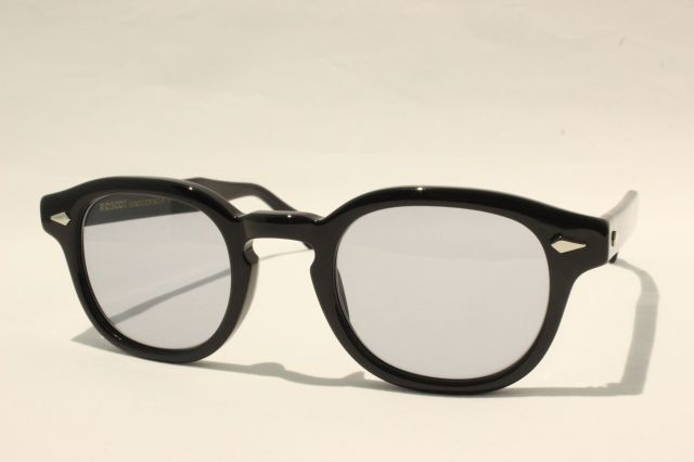 【送料無料】MOSCOT(モスコット) LEMTOSH BKS size:46 JPN LTD IV ( Black / Blue )