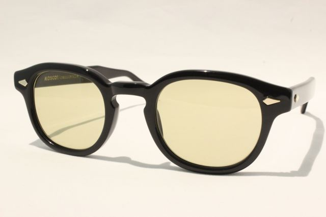 【送料無料】MOSCOT(モスコット) LEMTOSH BKG size:46 JPN LTD IV ( Black / Brown )