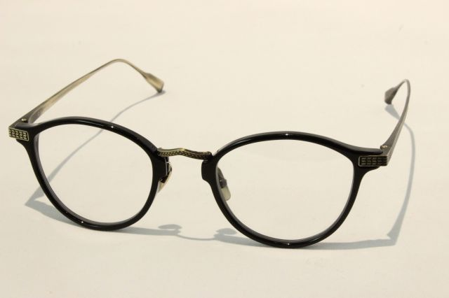 OWDEN (オウデン)  HARVEY (Black /Antique.Gold)