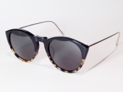 【送料無料】A.D.S.R.(エーディーエスアール) DAZ 05 ( Shiny Black & Havana Yellow / Silver / Black )