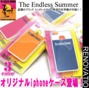 THE ENDLESS SUMMER i phone ������ ����ɥ쥹���ޡ���iphone���������о�Ǥ���ACCE-002