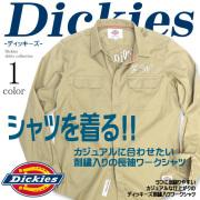 Dickies �������ĥǥ��å����� �ɽ����ꥷ��� �ǥ��å����� �ɽ�����ŵ�������ġ�DICKIES-006