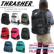 THRASHER �Хå� ����å��㡼 �ܡ��ɥХå��ѥå� ��ǽ��ȴ���ʥ��å����å� 8��Ÿ�� THRASHER-THRPC-501