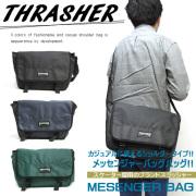 THRASHER �Хå� ����å��㡼 ���������Хå� ��ޯ��ǥ����奢��ʥ�å��㡼�Хå� THRASHER-THRPN-400