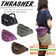 THRASHER �Хå� ����å��㡼 �ܥǥ��Хå� ��������ޯ��ʥ������ȥХå� 4��Ÿ�� THRASHER-THRSK-200