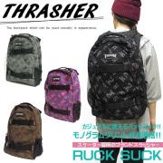 THRASHER �Хå� ����å��㡼 �Хå��ѥå� ��ޯ��ʥ�Υ����ץ��ȤΥ��å����å� THRASHER-THRSK-501