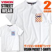 VISION STREET WEAR ��������� �Х������ �ڥ�����������ץ��Ȥ���ޯ��ʥץ륪���С��ѡ����� VISION-028