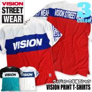 VISION STREET WEAR ��������� ŵ �֥��ɥ?�饤��ץ��Ȥ���ޯ��ʥץ륪���С��ѡ����� VISION-030