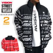 VISION STREET WEAR 半袖Tシャツ ヴィジョンストリートウェア ビッグTシャツ ピグメント加工 VISION-056