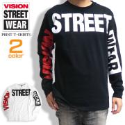VISION STREET WEAR 半袖 Tシャツ ヴィジョンストリートウェア ラメスプラッシュT VISION-059