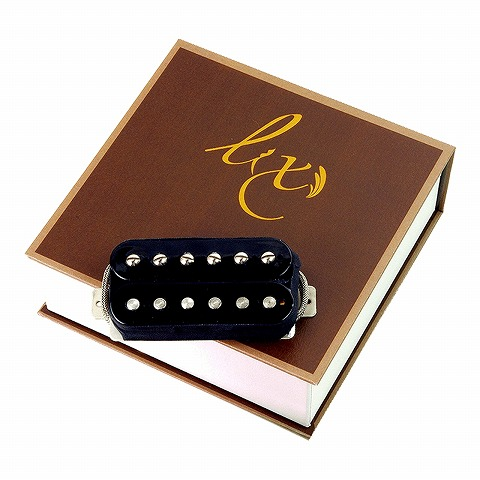 【送料無料】Lx pickups(エルエックス) エレキギター用ピックアップ Tashlly-Type2【Bridge】