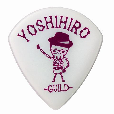 Sago(サゴ) ギターピック ギルドYOSHIHIRO Amethyst1.0mm 10枚セット