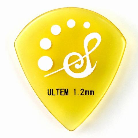 Sago(サゴ) ギターピック Jazz ウルテム1.2mm 10枚セット