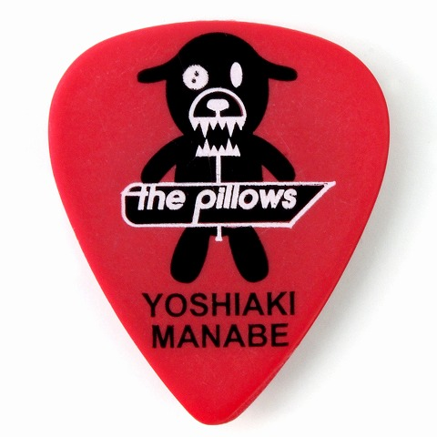 Sago(サゴ) ギターピック the pillows真鍋吉明 BGM1.0mm 10枚セット
