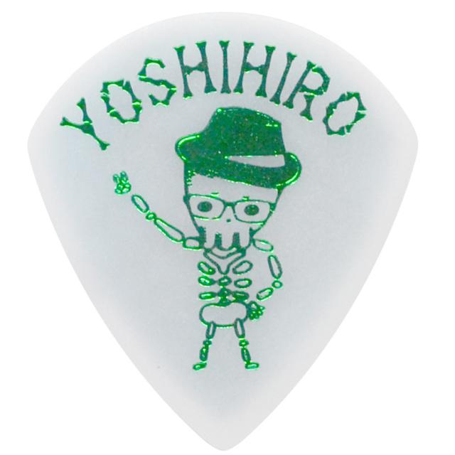 Sago(サゴ) ギターピック ギルドYOSHIHIRO Aquamarine1.0mm 10枚セット