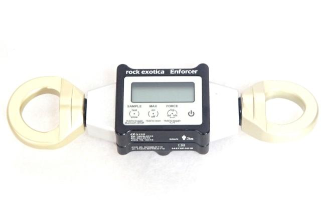 ロックエギゾチカ エンフォーサー 張力計