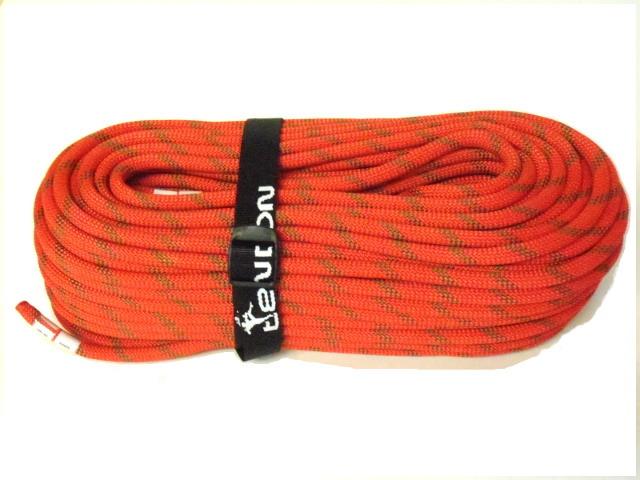 セミスタティックロープ 11mm50 m テンドン レッド EN1891 【 ロープアクセス・IRATA基準・高所作業用】