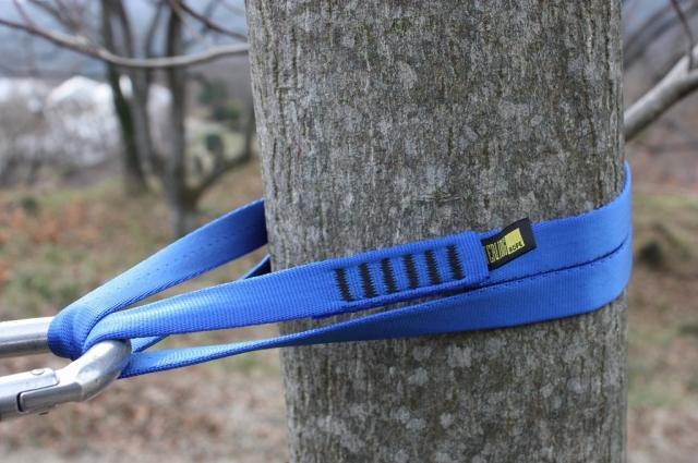スターリン テープスリング ナイロン 60cm(ブルー)
