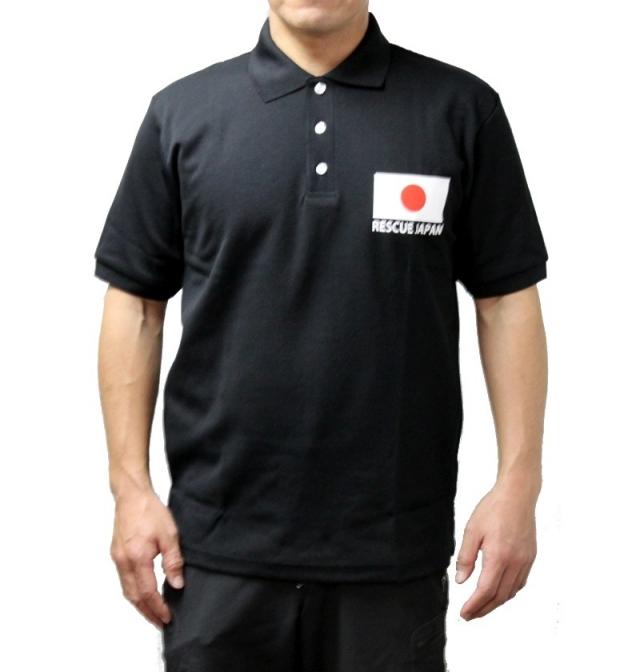 レスキュージャパン オリジナル シャツ S