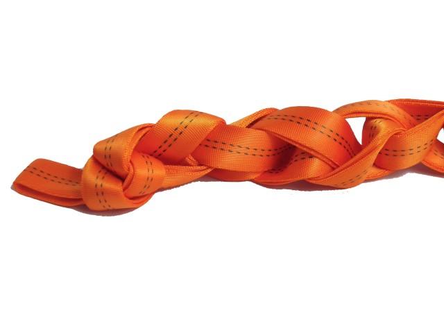 スターリン チューブラー ウェビング オレンジ 1インチ (6.0m)