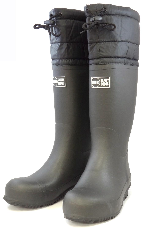力王 安全作業用長靴 S225 SK スミクロ