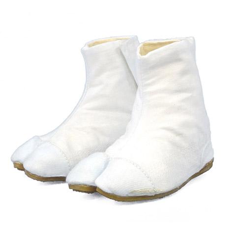 力王 子供たびクッション(縫付) 白 3枚マジック WFJ3MSP