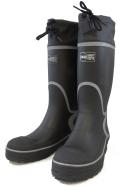 力王 安全作業用長靴 S205BK ブラック
