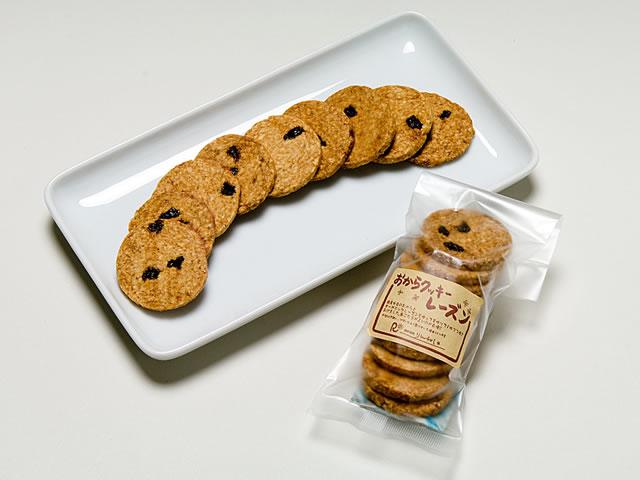 おからクッキー(レーズン)