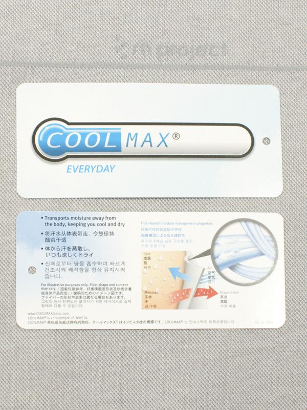 No2096 ホライズンジャージ フルジップ アイスコットン クールマックス 吸汗速乾 高熱伝導 ひんやり
