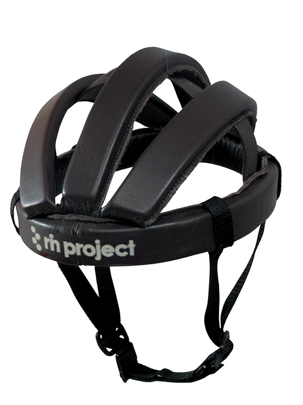 カスク レザー rin project リンプロジェクト 火野正平愛用モデル 頭部プロテクター 昔のヘルメット 自転車