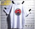 【販売終了】 MUA Tシャツ (白・Lサイズ)