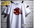 【M-JO】 JO-LOGO Tシャツ (白・Sサイズ)
