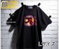 【M-JO】 JO-LOGO Tシャツ (黒・Lサイズ)