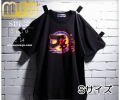 【M-JO】 JO-LOGO Tシャツ (黒・Sサイズ)
