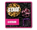 【STAGE】 LEO PIN SET 3個入り (ゴールド)