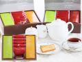 プレーン・抹茶フィナンシェ・鎌倉山ブレンド紅茶