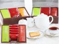 ブランデーケーキ(オレンジ)170g×1個、抹茶フィナンシェ×4個、鎌倉山ブレンド紅茶(ティーパック)×5袋