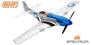 E-flite P-51D Mustang 280 BNF Basic �����