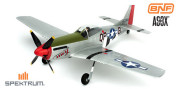 E-flite Ultra-Micro P-51D Mustang BNF with AS3X